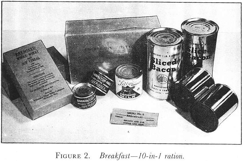 10in1breakfast - ration 10-in-1 breakfast