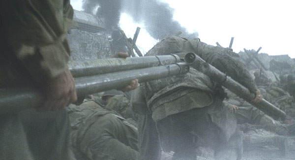 bangalore 03 large - L'utilisation de la torpille Bangalore dans le film : Il faut sauver le soldat Ryan