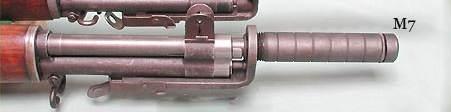 M7 adaptateurlancegrenade - L'adaptateur lance-grenades M7