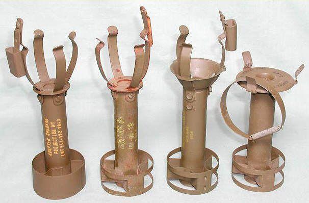 adaptateur grenades - Les différents adaptateurs de lance grenade