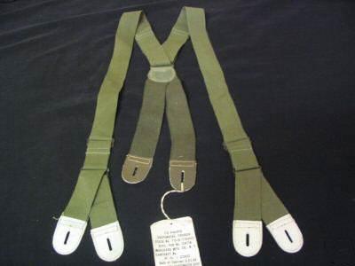 bretelles - Bretelles de pantalon