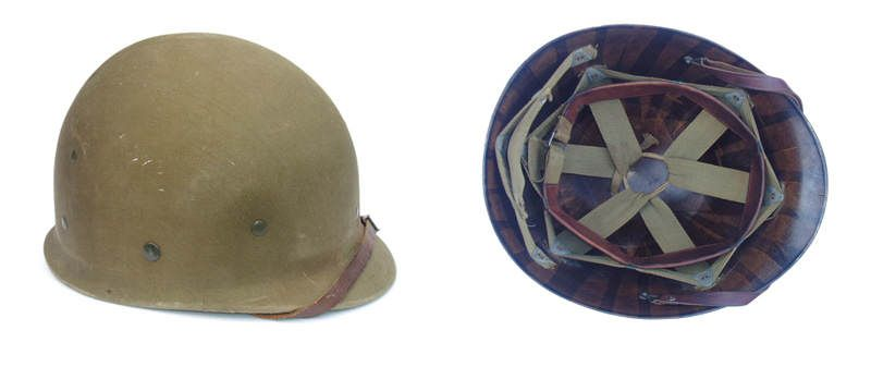 liner - Le liner du casque M1 : extérieur et intérieur