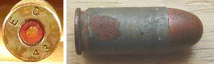 45 M1911 acier 300x90 - La cartouche de calibre 45 ACP