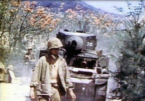 M3A1 Satan sm - Les tank Lance-Flammes