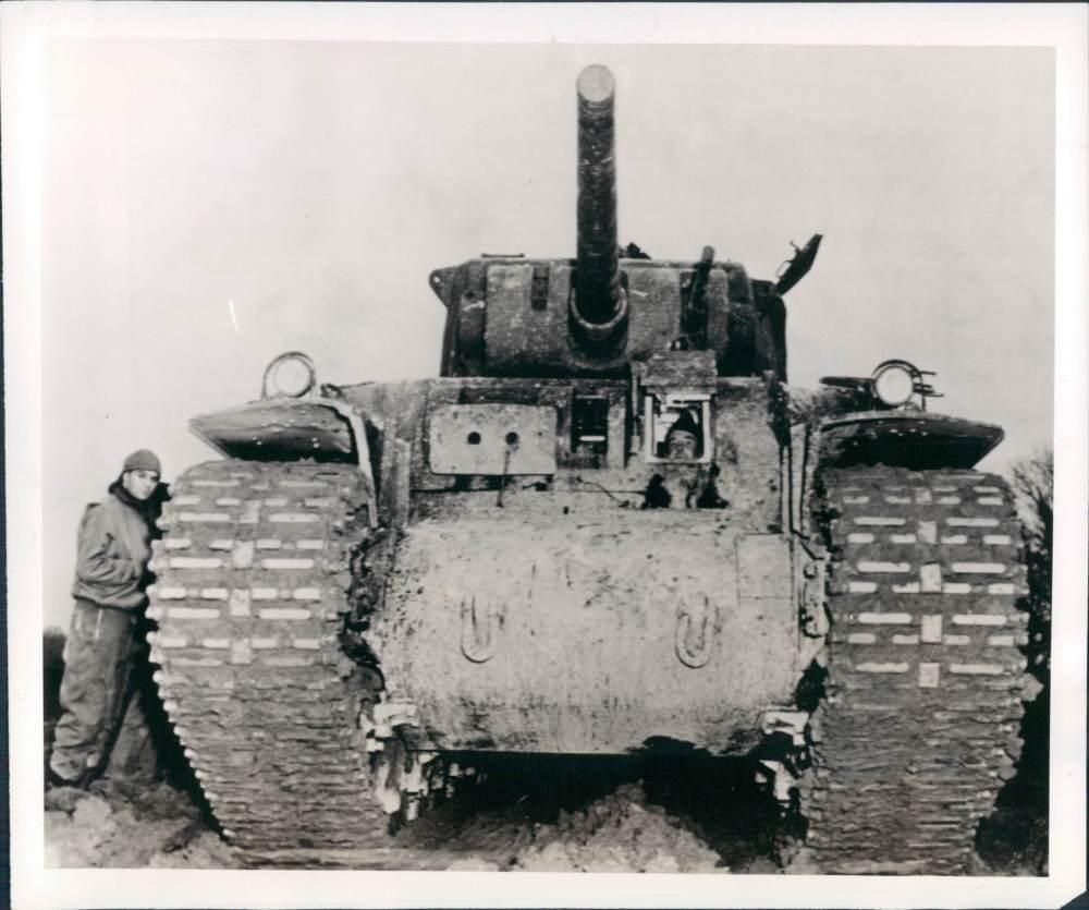 ts0113401 - Un M6 Heavy Tank en février 1943