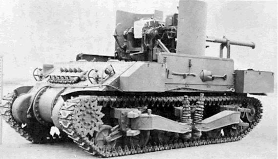 ShermanT53A14a0bf1c - Le Sherman T53A1