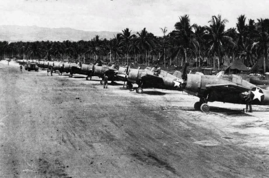 Grumman F4Fs on Guadalcanal 1942 NAN1 93 - Des F4F-4s à Guadalcanal, en 1942