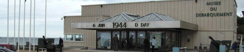 16 DEBARQUEMENT - Visiter le musée du débarquement d'Arromanches