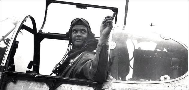 timthumb - Benjamin O. David Jr, commandant du 332nd Fighter Group
