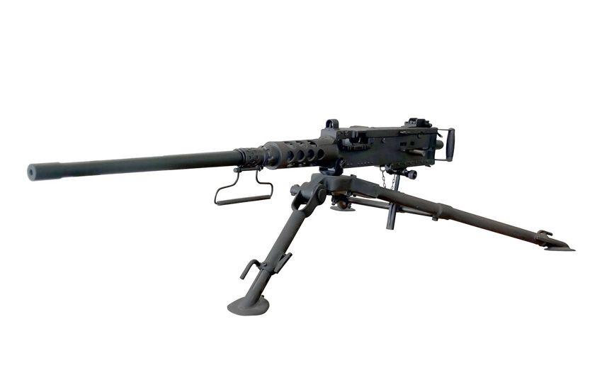 La mitrailleuse Browning M2