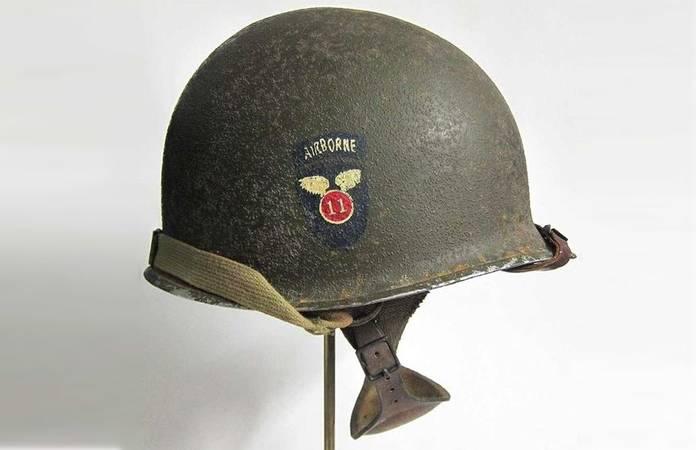 Le casque USM2 et M1C