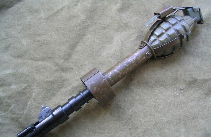 Le lance grenades M17