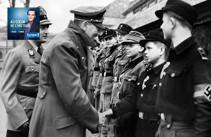 Au coeur de l'histoire, le suicide de Hitler