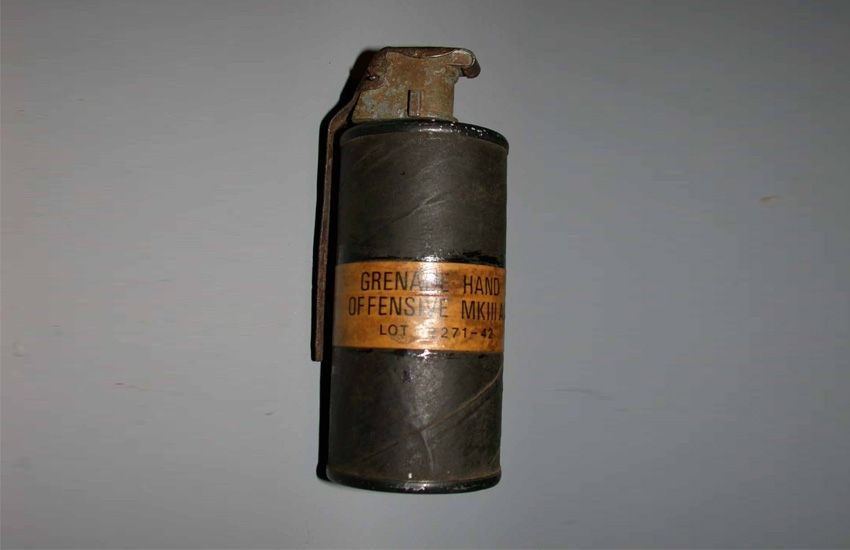 La grenade MkIII