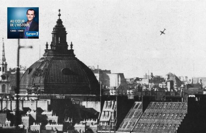 Podcast : L'espion Français qui sauva Londres