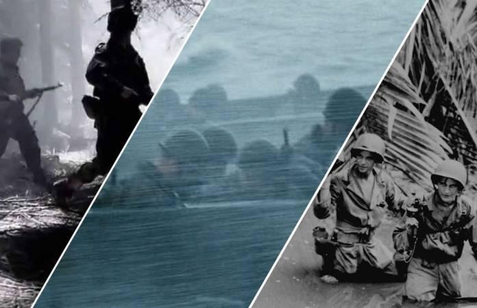 5 Came Back - 5 hommes et une guerre