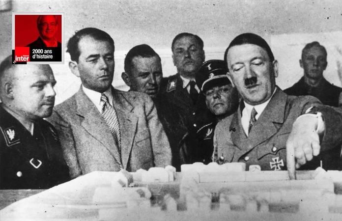 2000 ans d'histoire, Albert Speer