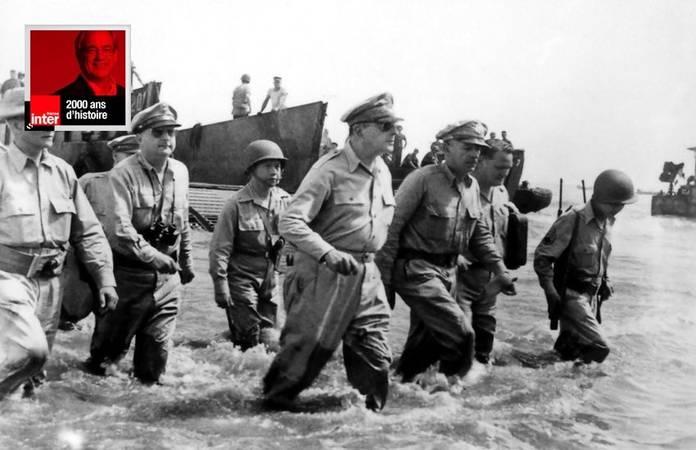 2000 ans d'histoire, Le Général Douglas MacArthur