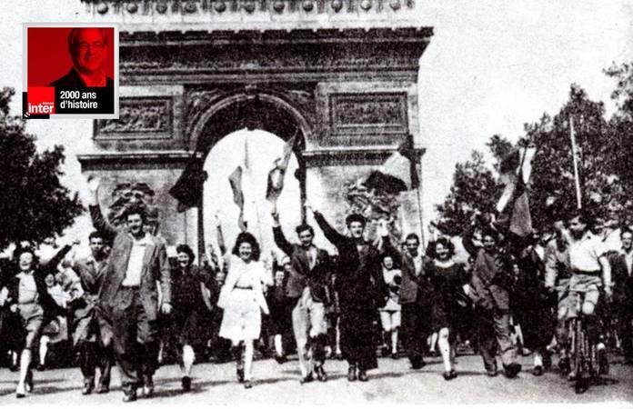 2000 ans d'histoire, La manifestation du 11 Novembre 1940