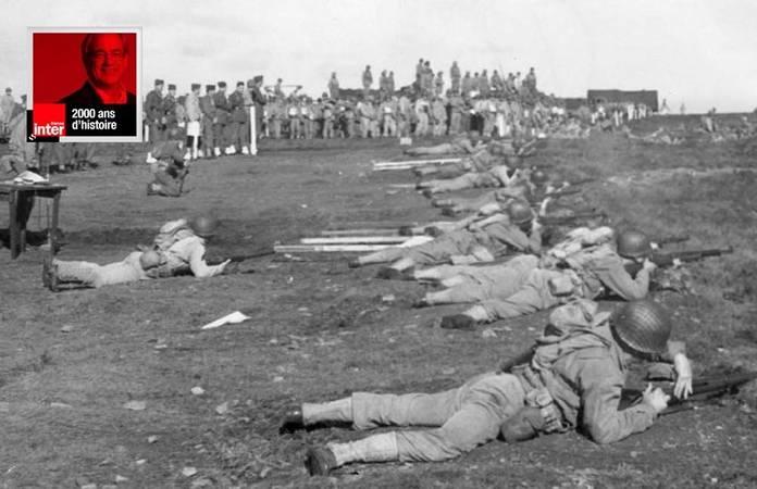 2000 ans d'histoire, Le 6 juin 1944, La préparation du débarquement