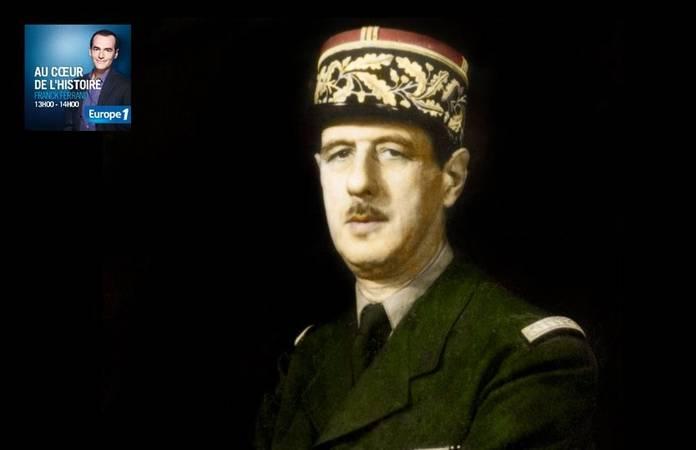 Au coeur de l'histoire : De Gaulle