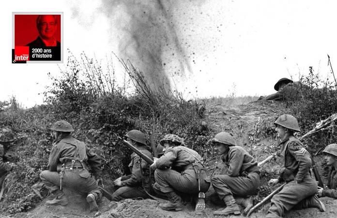 2000 ans d'histoire, Le 6 juin 1944, La bataille de Normandie