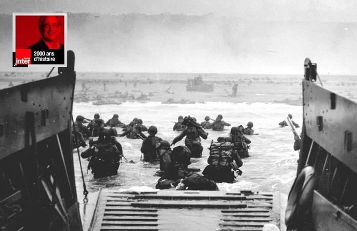 2000 ans d'histoire, Le 6 juin 1944, Le jour J