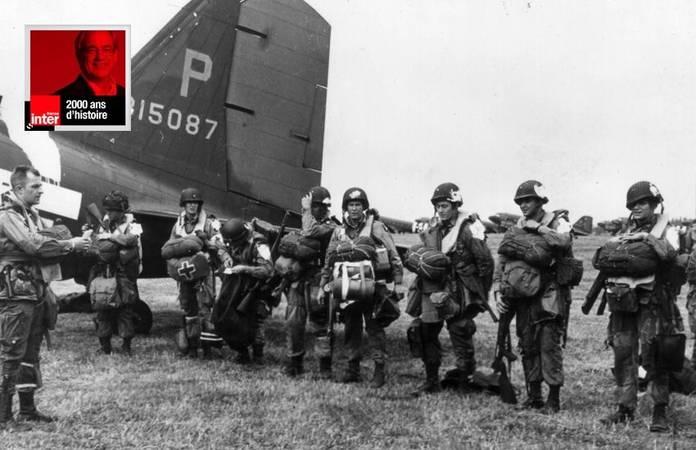 2000 ans d'histoire, Le 6 juin 1944, Les derniers jours avant le débarquement de Normandie