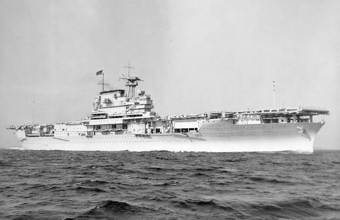 Le CV-5 Yorktown le 21 Juillet 1937