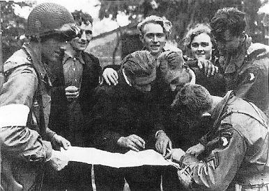 marketgarden - Easy Company lors de l'operation Market Garden