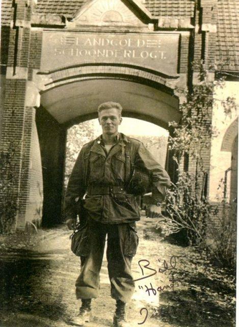 winters hollande - Richard Winters en Hollande en Octobre 1944