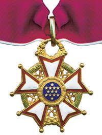 MEDAL LegionMerit - Legion of Merit