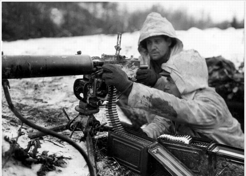 m1917 890 154 - Tir à la M1917 pendant la bataille des ardennes