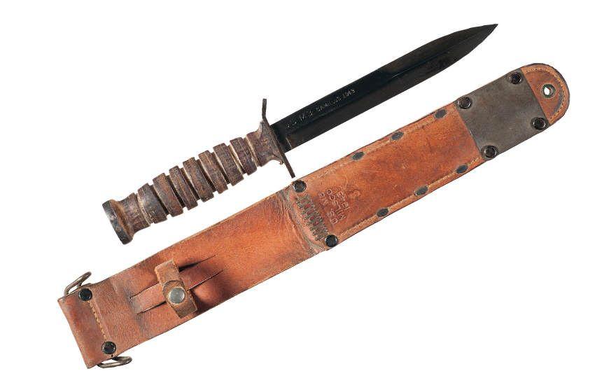 Le couteau USM3