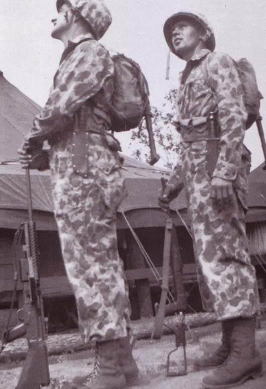 090616081110886588 - Deux soldats avec Johnson M1941