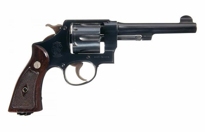 Le Smith & Wesson 1917