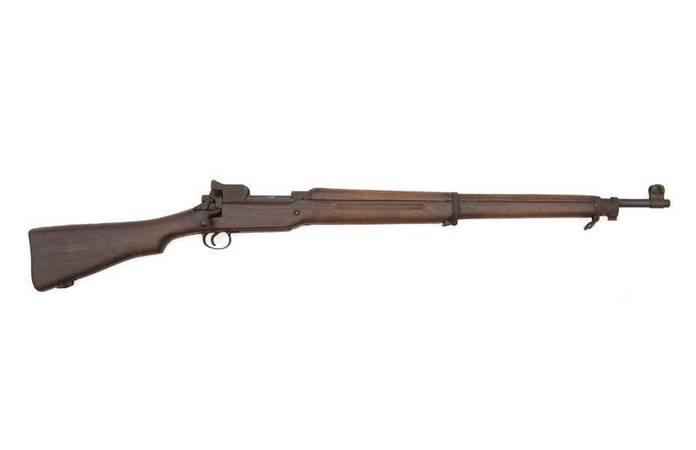 Le fusil US M1917 ou P14
