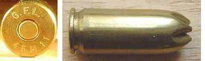 45 BLANK M9 300x90 - La cartouche de calibre 45 ACP