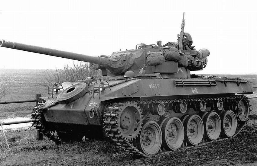 Le chasseur de chars M18 Hellcat