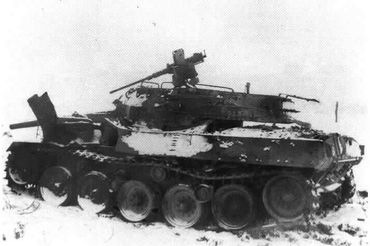 tt10 - Un M18 Hellcat mis hors de combat