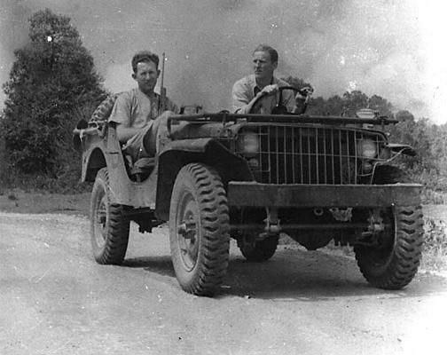 1941 Ford GP - La Ford GP