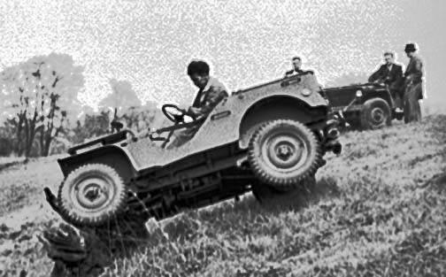 2BCB2419264957C25A160507B7FA0E85 B1280 1280 504 313 - La Ford Gp en test en zone de test Ford, à l'usine Ford River Rouge (près de Detroit) en mi 1941