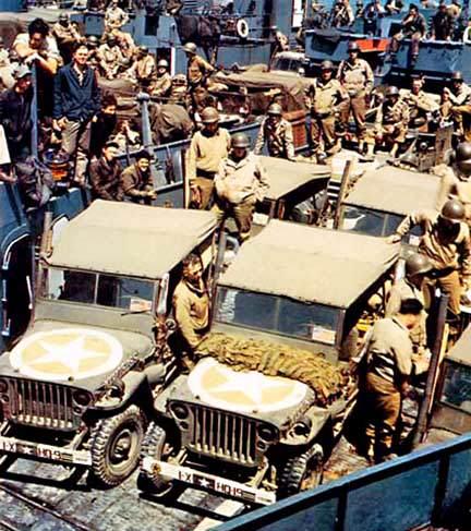 picture 1411255116372 - Jeeps MB ou GPW équipées de peinture anti-gaz jaune sur le capot