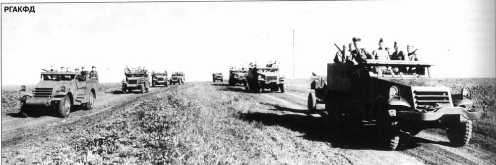 Scout 07 - Sur le front Russe, accompagné de M2