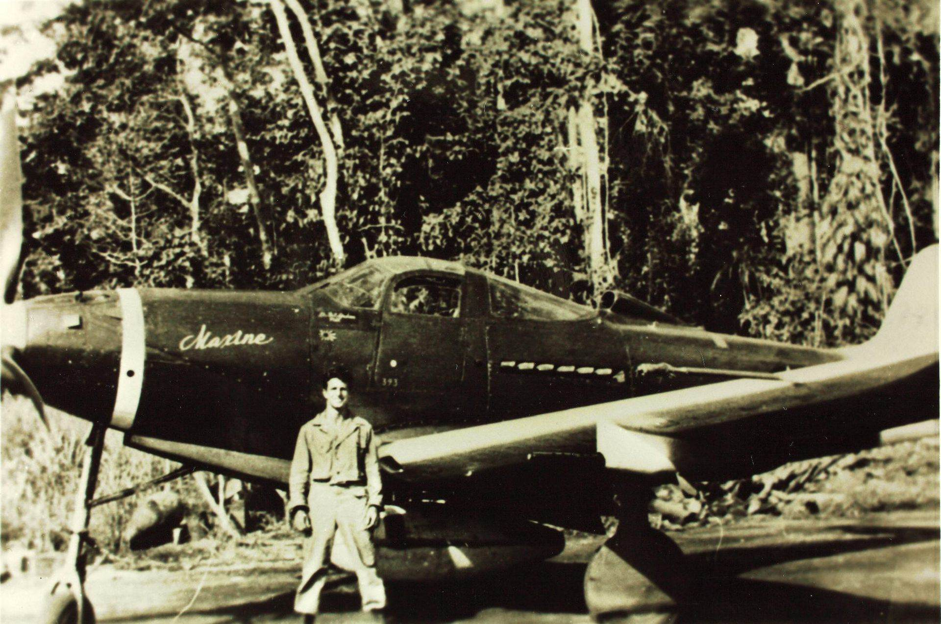 72nd Tactical Recon Group P 39 - Un appareil du 72nd Tactical Recon Group P-39. Photo prise en 1942