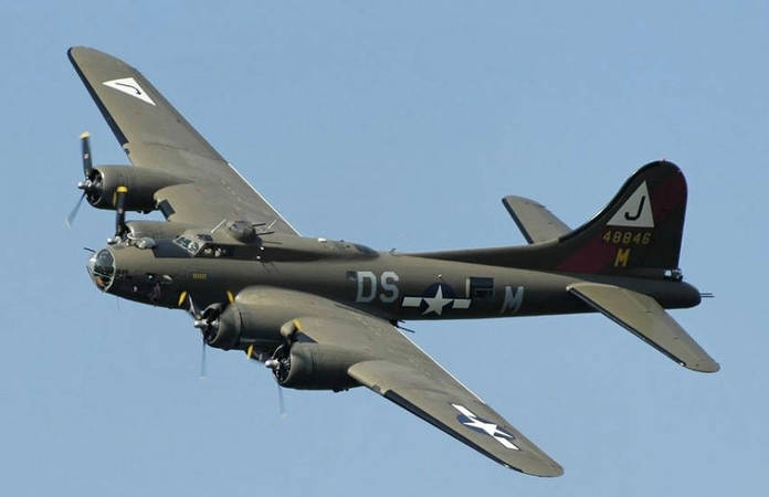 Le Boeing B-17 Fortress