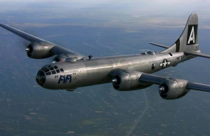 Le Boeing B-29