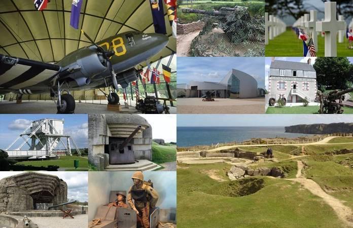 Vacances en Normandie : 17 visites sur le débarquement et la bataille de Normandie à ne pas rater