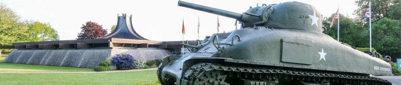 17 BAYEUX - Visiter le musée de la bataille de Normandie de Bayeux