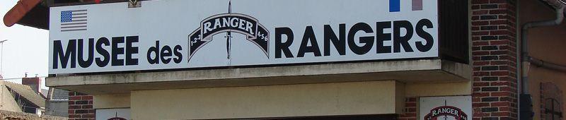 9 RANGERS - Visiter le musée des Rangers